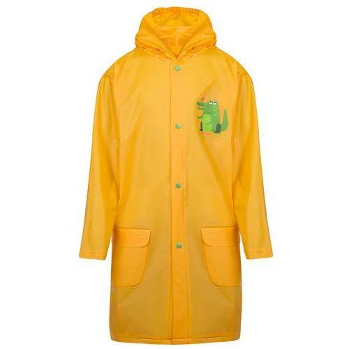 Loap płaszcz przeciwdeszczowy chłopięcy Xantos 152 żółty (8592946649723)