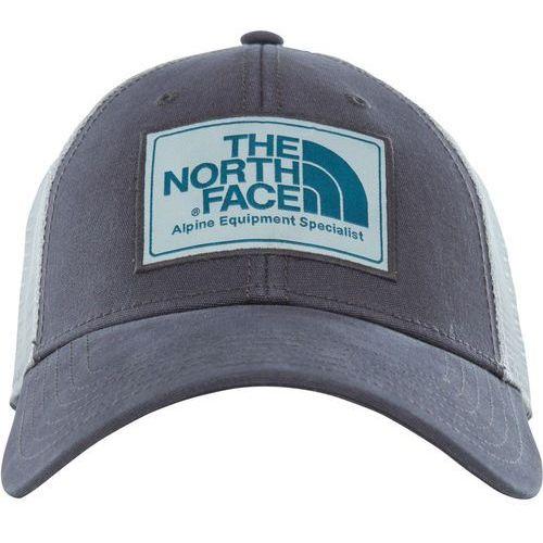 mudder trucker hat czapka z daszkiem aspalt grey/black marki The north face