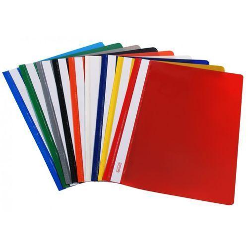 Biurfol Skoroszyt pcv a4 czerwony - autoryzowana dystrybucja - szybka dostawa