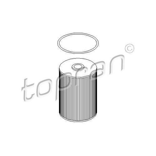Filtr paliwa TOPRAN 111 169, 111 169