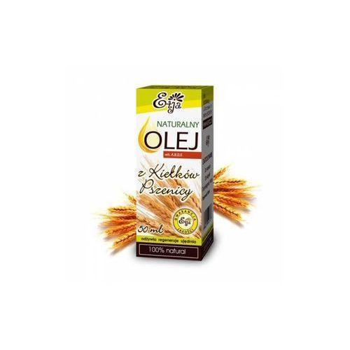 Etja naturalny olej z kiełków pszenicy wit. a,b,d,e 50ml (5908310446592)