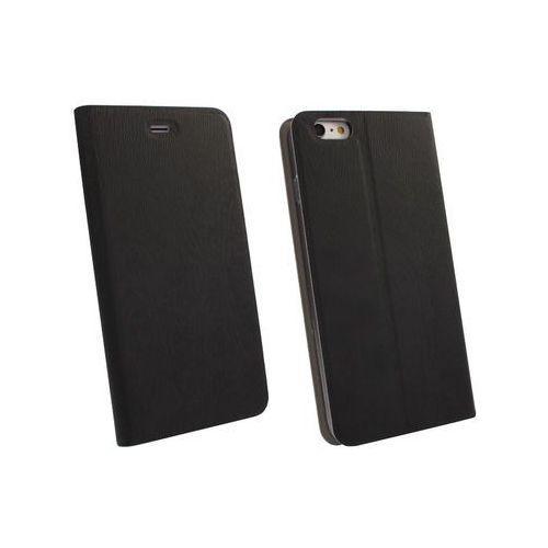 Apple iPhone 6s Plus - etui na telefon Flex Book - czarny, ETAP231FLBKBLK000