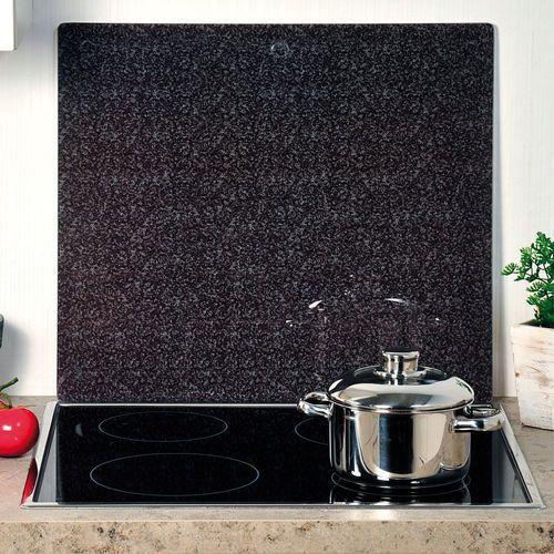 Płyta ochronna na kuchenkę, dekoracyjna deska kuchenna ze szkła