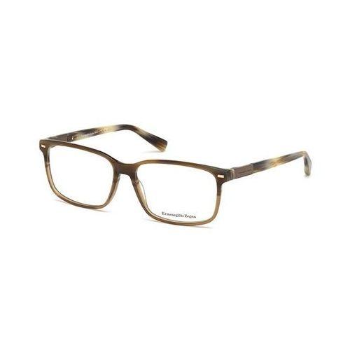 Okulary Korekcyjne Ermenegildo Zegna EZ5045 A62 (okulary korekcyjne)