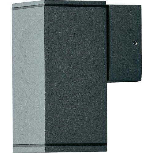 Konstsmide monza zewnętrzny kinkiet czarny - - nowoczesny/design - - monza - (7318307908374)