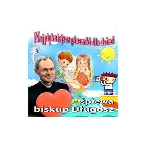 Najpiękniejsze piosenki dla dzieci - CD