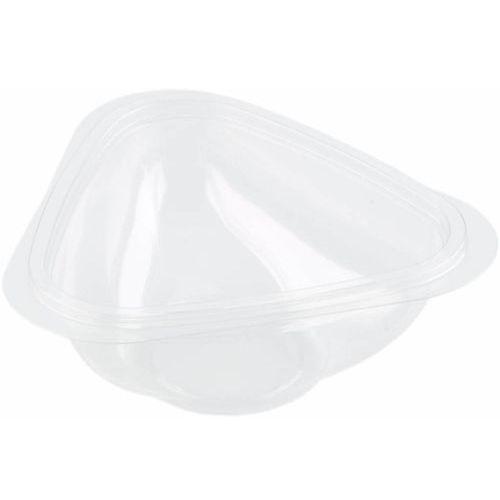 Trigo® przeźroczysty do zimnych potraw | 149x149x58 mm | 400ml | 250szt.