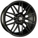 Ultra Wheels UA1-RACE Matt Black Einteilig 8.50 x 19 ET 35