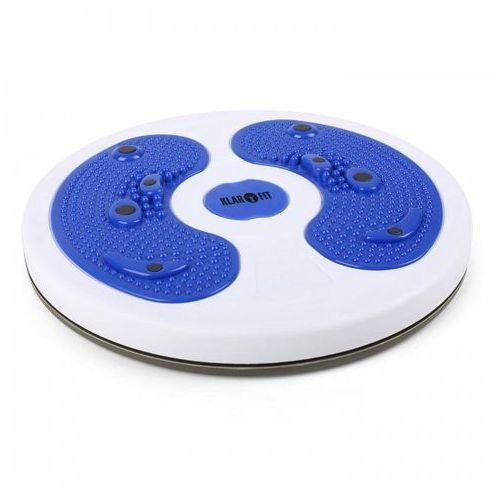 Klarfit Urządzenie treningowe mytwist body twister z masażem