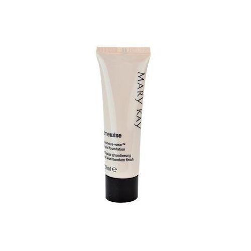 Mary kay  timewise luminous-wear rozświetlająca baza pod makijaż odcień 7 ivory 29 ml