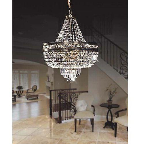 Żyrandol kryształowy klasyczny belladoria d50 marki Lumina deco