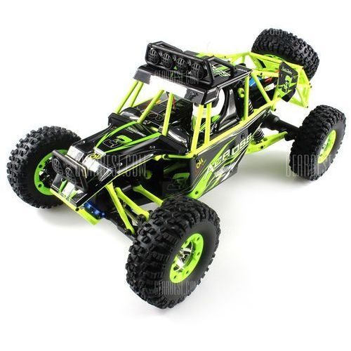 Wltoys no. 12428 1 / 12 scale 2.4ghz 4wd off road vehicle with led light od producenta Gearbest