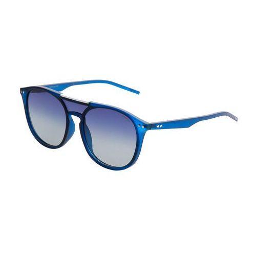 Okulary przeciwsłoneczne męskie - 233621-62 marki Polaroid