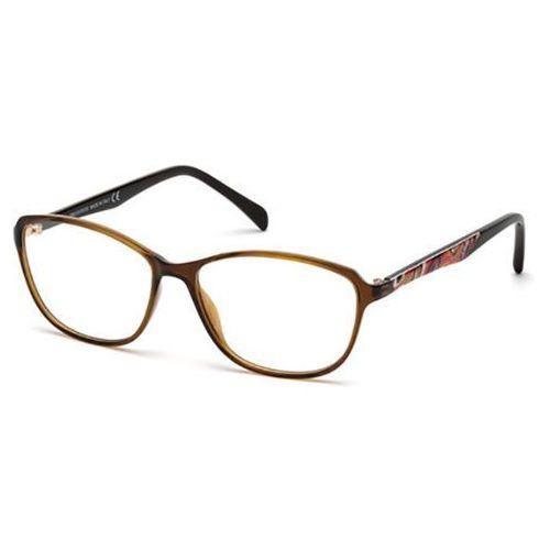 Emilio pucci Okulary korekcyjne ep5010 048