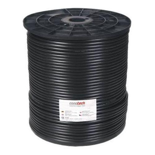 Kabel koncentryczny NS100 żelowany 100mb