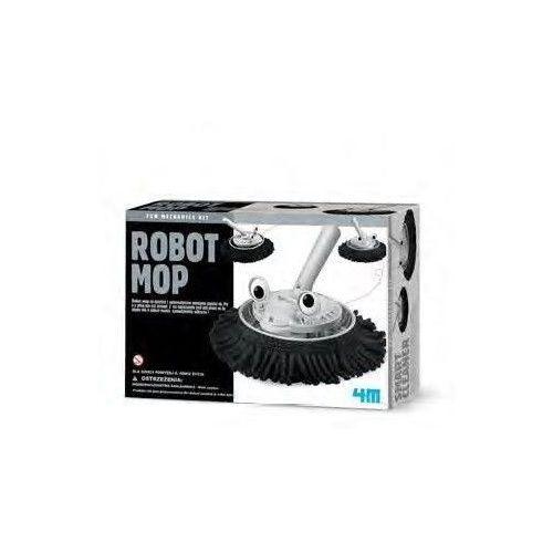 4m industrial development inc. Robot mop