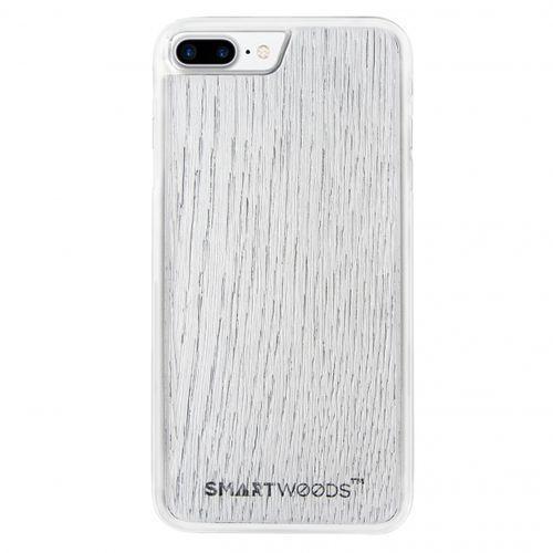 Etui SmartWoods – SILVER Iphone 8 Plus, kolor szary