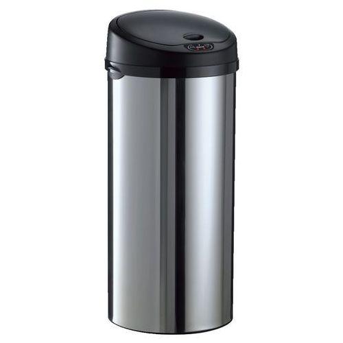 Kosz na śmieci sensor 40l inox + zamów z dostawą jutro! marki Meliconi