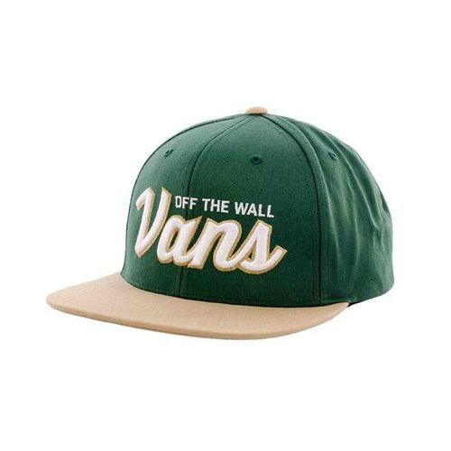 czapka z daszkiem VANS - Wilmington Snapbac Trekking Green/ (HC0) rozmiar: OS, kolor zielony