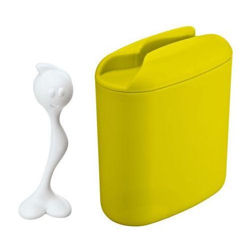 Koziol Pojemnik hot stuff z miarką - kolor limonkowy, 500 g,