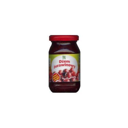 Dżem żurawinowy Słodzony Fruktozą 190g