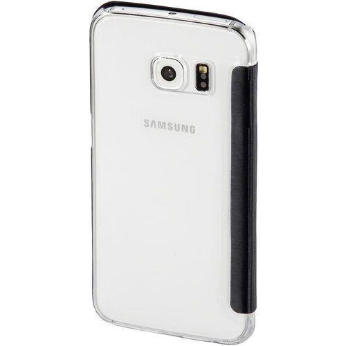 Pokrowiec na telefon  clear 176729, pasuje do modelu telefonu: samsung galaxy s7 edge, czarny marki Hama
