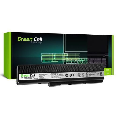 Bateria do notebooka GREEN CELL Asus A32-K52 11.1V 4400mAh, AKKBAGRERD440002