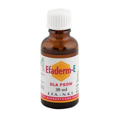 efaderm-e suplement diety dla zdrowej skóry i sierści psa 30ml marki Eurowet