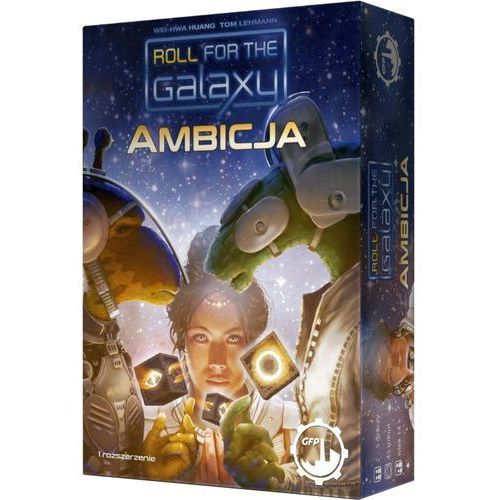 Roll for the galaxy - ambicja gfp marki Games factory publishing