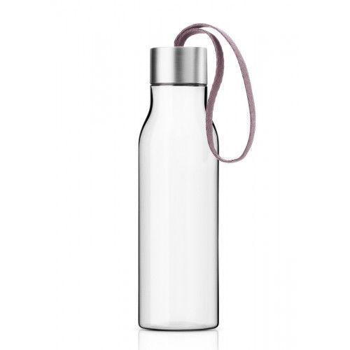 Butelka na wodę z troczkiem nordic rose, 0,5 l - marki Eva solo