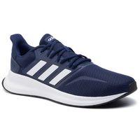 Buty adidas - Runfalcon F36201 Dkblue/Ftwwht/Cblack, kolor niebieski