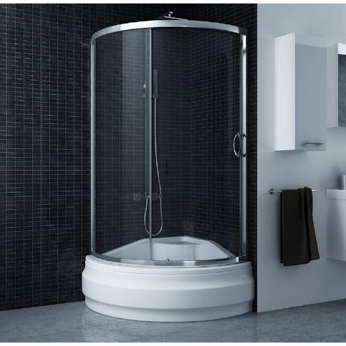 Kabina prysznicowa + brodzik 80x80 za-0001 adora new trendy marki Newtrendy inwestycje