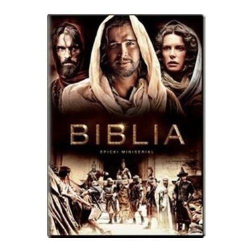 Imperial cinepix Biblia (dvd) - chrispin reece, tony mitchell darmowa dostawa kiosk ruchu