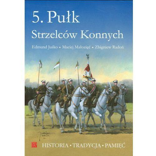 5. Pułk Strzelców Konnych, oprawa miękka
