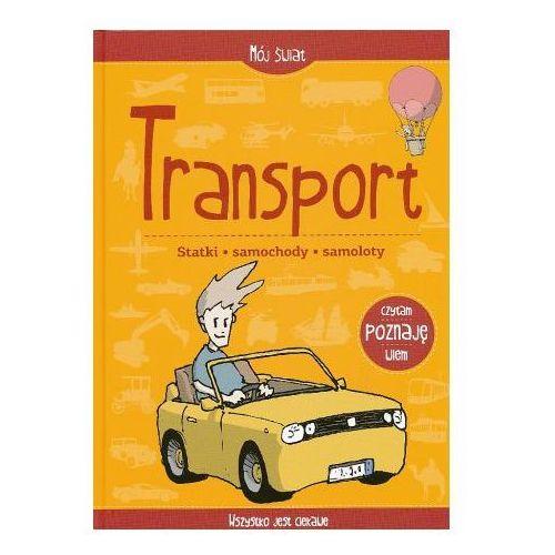 Transport. mój świat (32 str.)