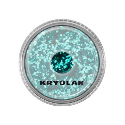 Kryolan POLYESTER GLIMMER COARSE (SEA SPRAY) Gruby sypki brokat - SEA SPRAY (2901)