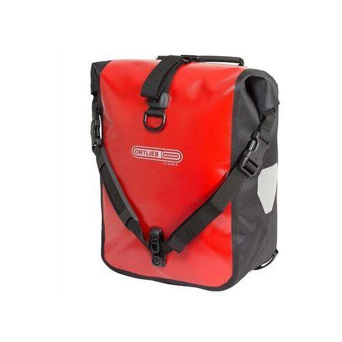 O-f6302 sakwy uniwersalne sport-roller classic red-black 25 l marki Ortlieb