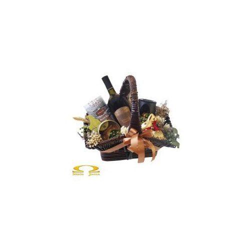 Smacza jama Kosz delikatesowy kwintet idealny