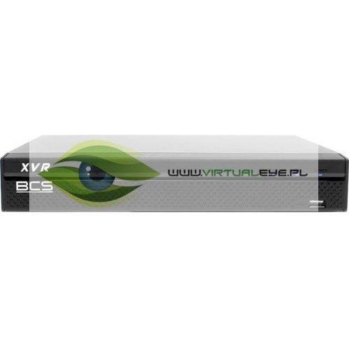 Rejestrator cyfrowy hybrydowy BCS-XVR0801