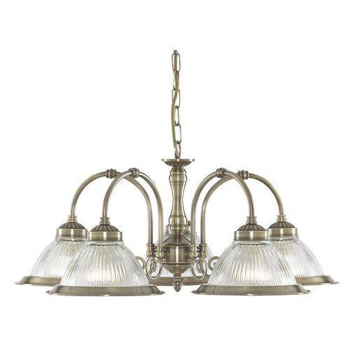 9345-5 lampa wisząca american dinner marki Searchlight