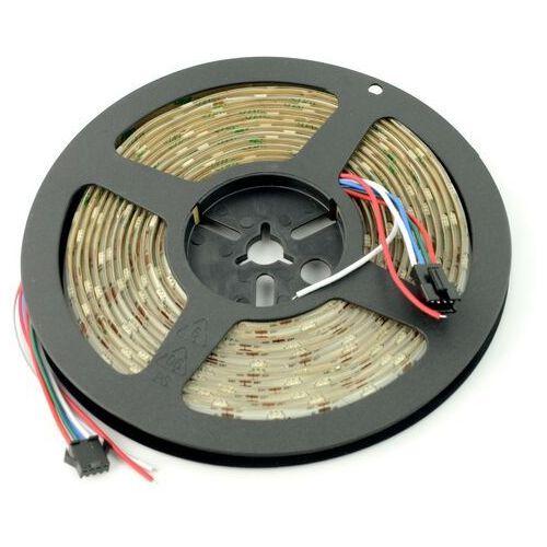 Pasek LED RGB WS2813 - cyfrowy, adresowany - 30 LED/m, 9W/m, 5V - 5m, IP30