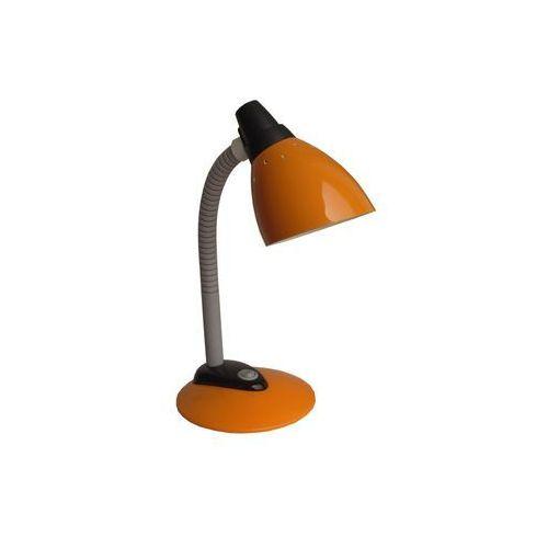 Prezent Lampa biurkowa joker 1x40w e14 pomarańczowy 26006 (8585032203763)