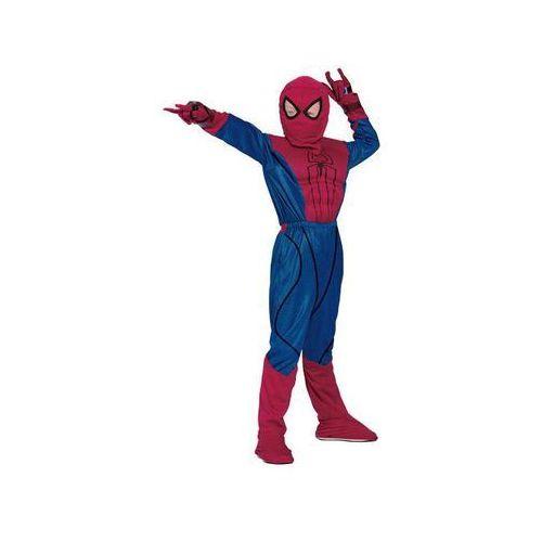 Kin Kostium człowiek pająk dla chłopca - xl - 140 cm