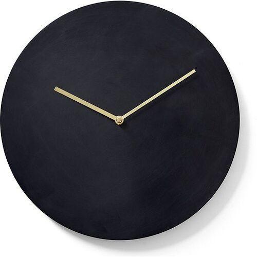 Zegar ścienny Norm Metal patynowany mosiądz, 6068859