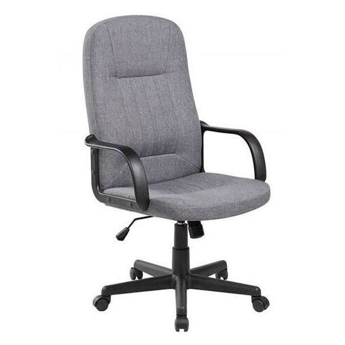 Office products Fotel biurowy malta, szary (5901503608388)