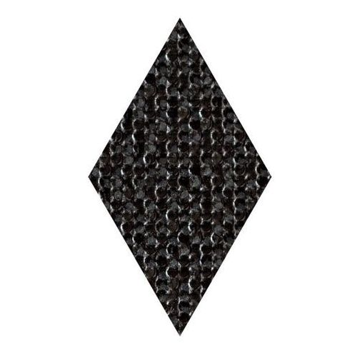 Arte Glazura coralle diamond 11,2 x 9,6 cm black 0,66 m2