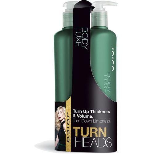 Joico Body Luxe - zestaw zwiększający objętość: szampon + odżywka 2x500ml
