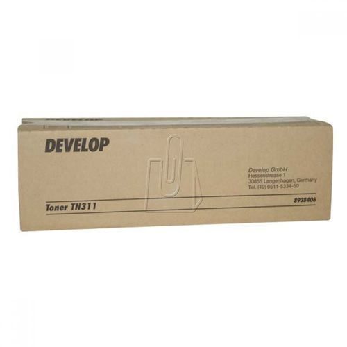 Develop oryginalny toner 8938406, black, 17500s, tn-311, develop ineo +350