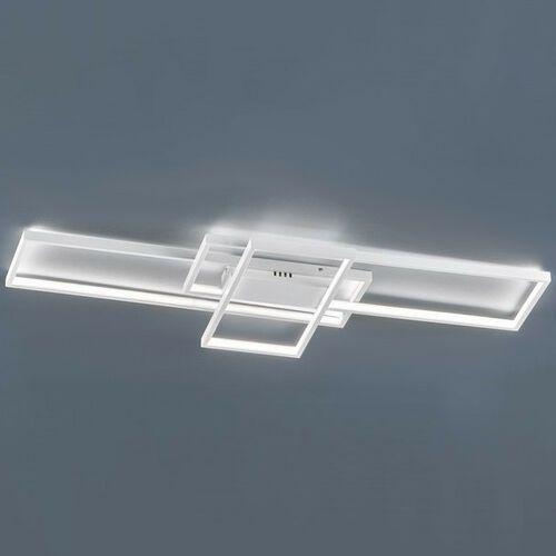 Trio tucson 672610332 plafon lampa sufitowa 1x35w led 3000k czarny mat / brązowy