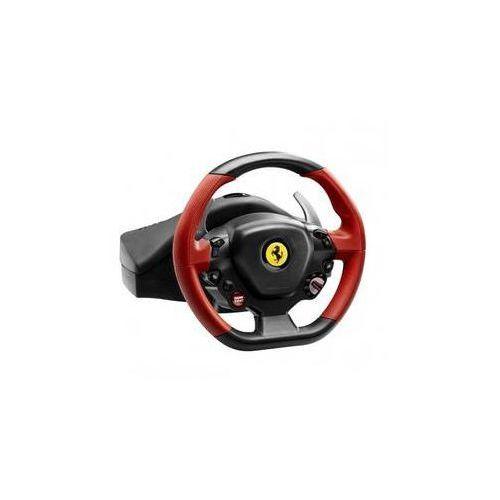 Kierownica Thrustmaster FERRARI 458 SPIDER dla Xbox One (4460105) Czarny